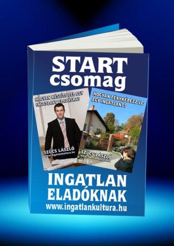 Start csomag ingatlan eladóknak